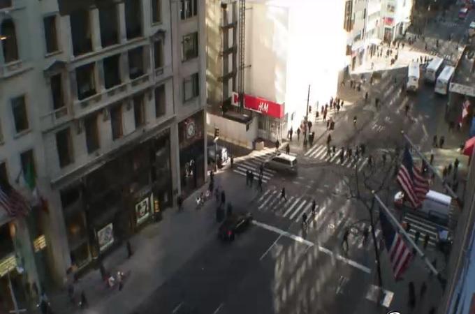 Пятая Авеню. Нью-Йорк (США)