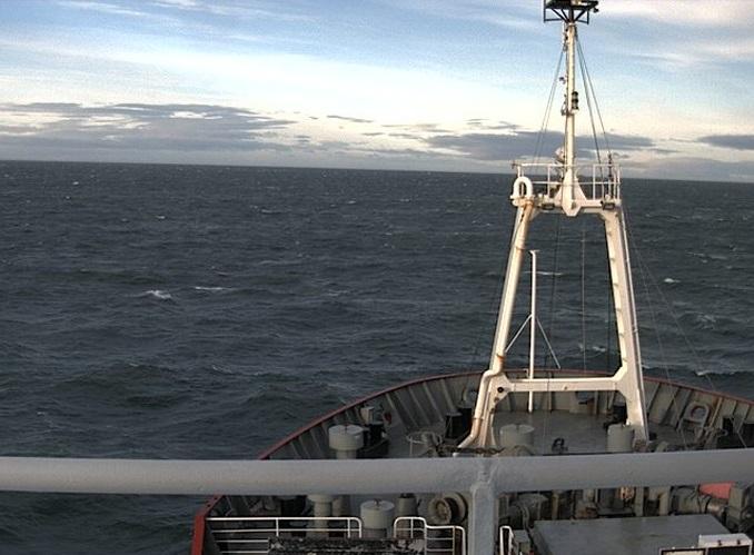 исследовательское антарктическое судно James Clark Ross