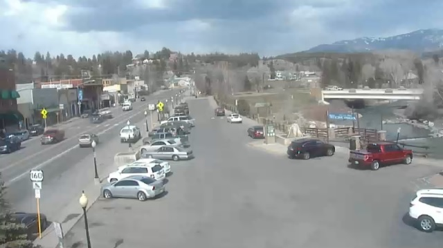 Pagosa Springs, Колорадо (США)