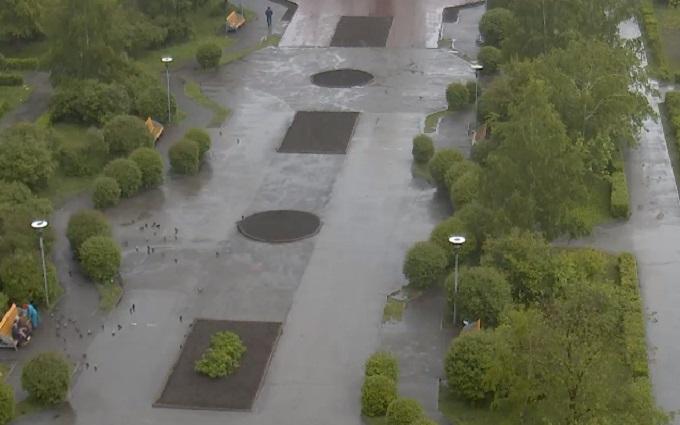 ул. Пржевальского. Абашево, Новокузнецк (Россия)