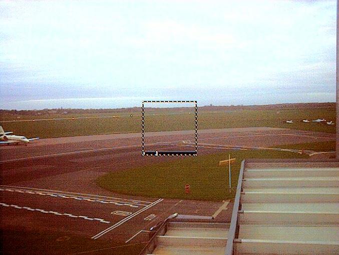 аэропорт. Оксфорд (Великобритания)