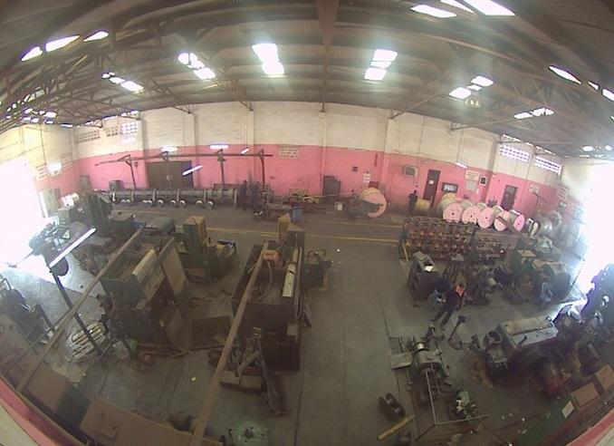 Фабрика. Аккра, Ганна (Западная Африка)
