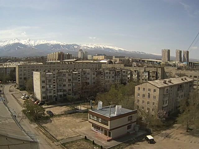 ул. Дунаевского. Алмагуль, Алматы (Казахстан)