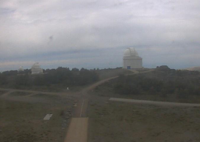 обсерватория Калар-Альто. Альмерия (Испания)