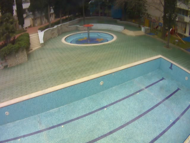 парк-отель Porto Mare 4*, Лобби-бар. Алушта (Россия)