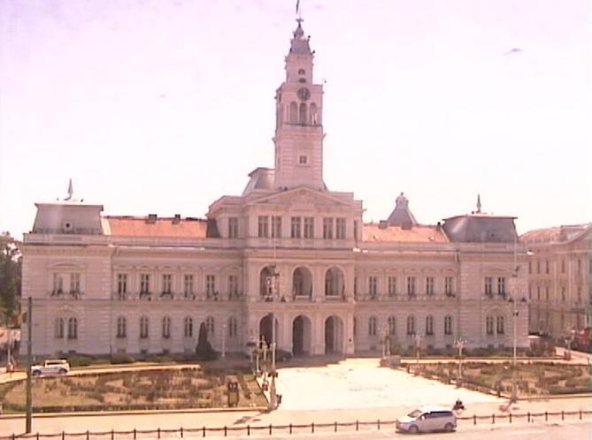 мэрия. Арад (Румыния)