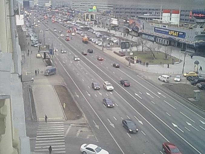 Новый Арбат. Москва (Россия)
