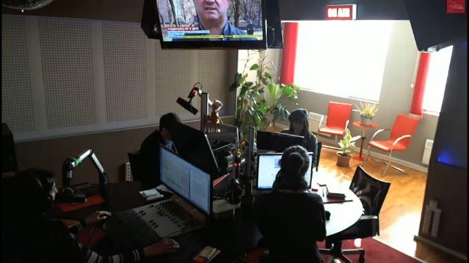радиостанция Аврора. Ереван (Армения)