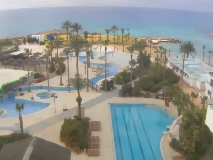 отель Adams Beach 5*. Айя-Напа (Кипр)