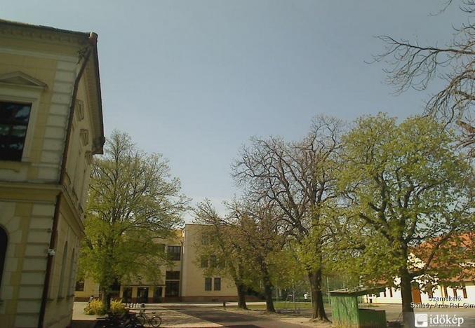 площадь. Бач-Кишкун (Венгрия)