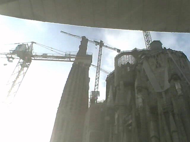 Храм Святого Семейства. Барселона (Испания)
