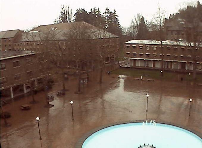фонтан. Беллингем, Вашингтон (США)