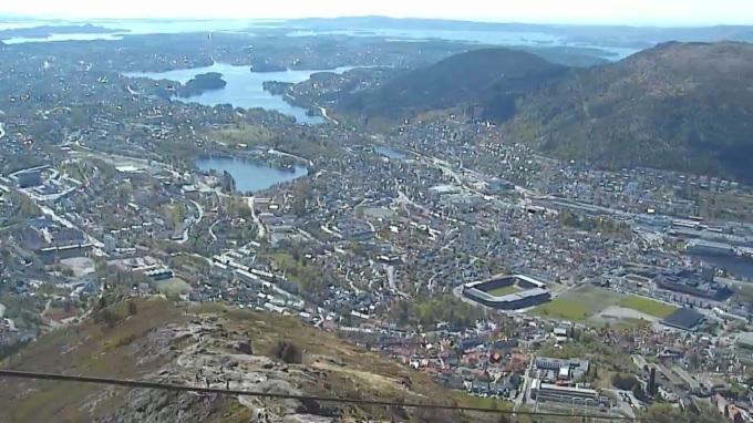 Берген (Норвегия)