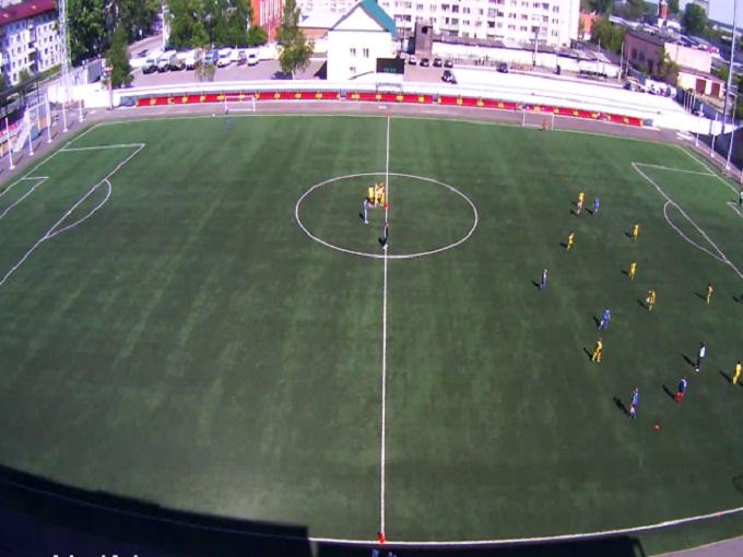 стадион Юбилейный. Бийск (Россия)