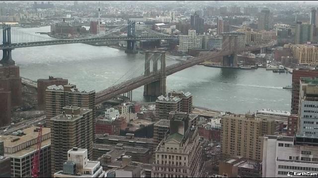 Бруклинский мост. Нью-Йорк (США)