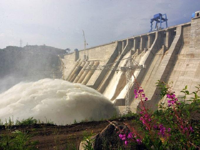 Бурейская ГЭС (Россия)