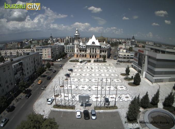 площадь. Бузэу (Румыния)