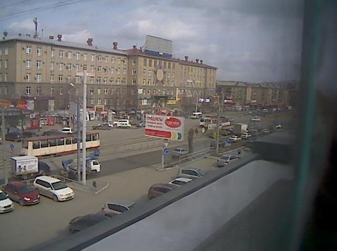 пр. Победы. Челябинск (Россия)