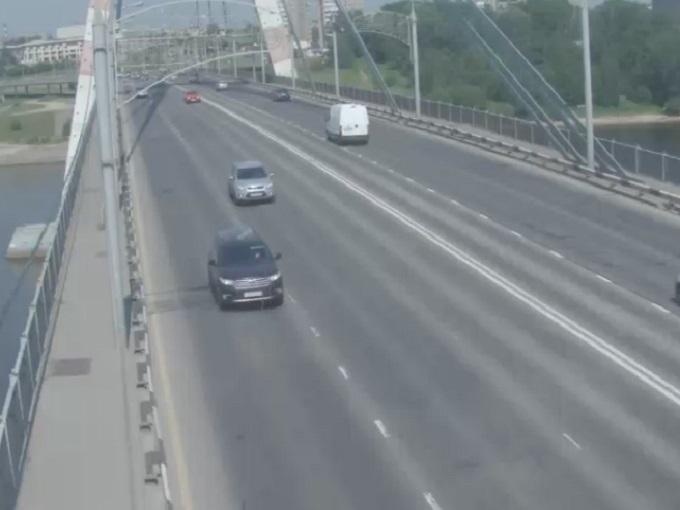Октябрьский мост. Череповец (Россия)