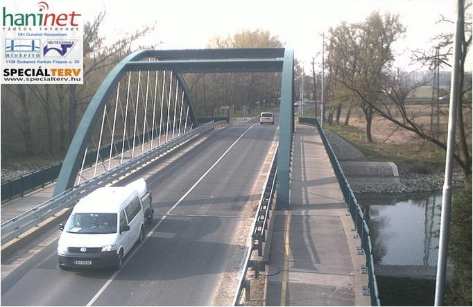 мост. Дьер (Венгрия)