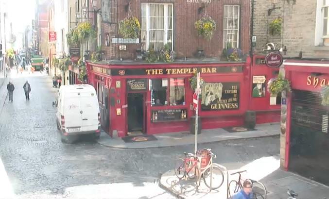 бар. Дублин (Ирландия)