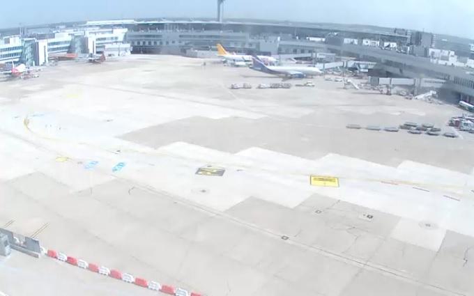 аэропорт. Дюссельдорф (Германия)