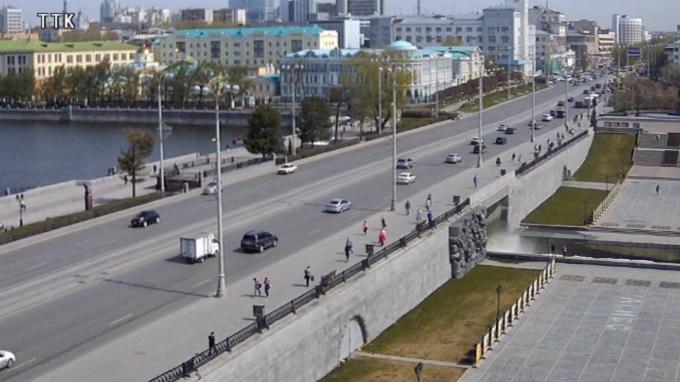 Плотинка. Екатеринбург (Россия)