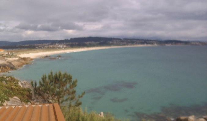 пляж Lanzada. Эль-Грове (Испания)