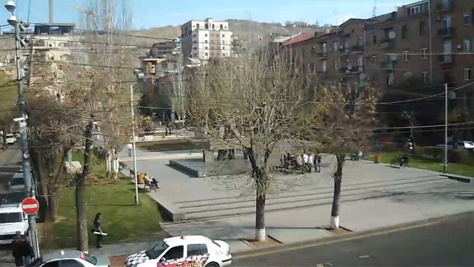 Ереванский Каскад. Ереван (Армения)