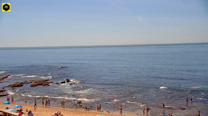 пляж Сан-Педру-ду-Эшторил. Эшторил (Португалия)