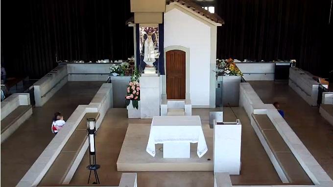 святилище Божьей Матери. Фатима (Португалия)