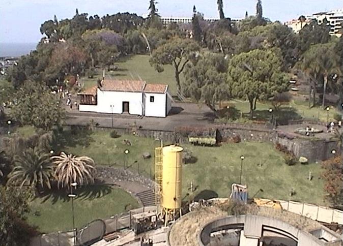 парк Санта-Катарина. Фуншал (Португалия)