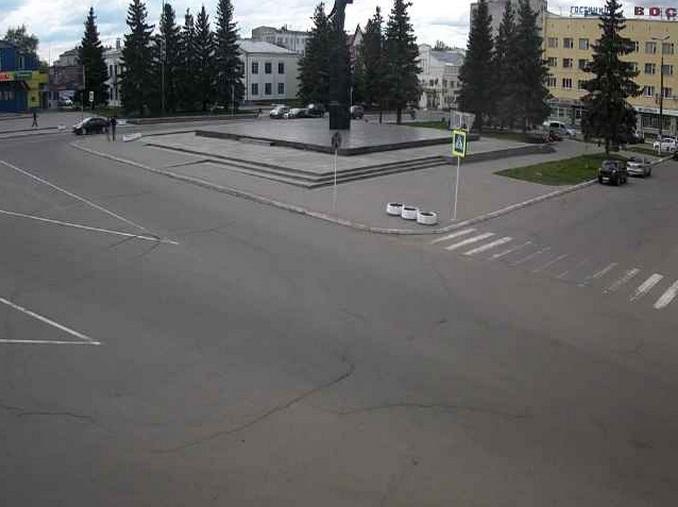 площадь. Гагарин (Россия)