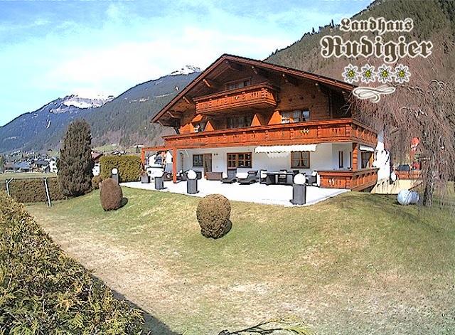Отель Landhaus Rudigier 2*. Санкт Галленкирх (Австрия)