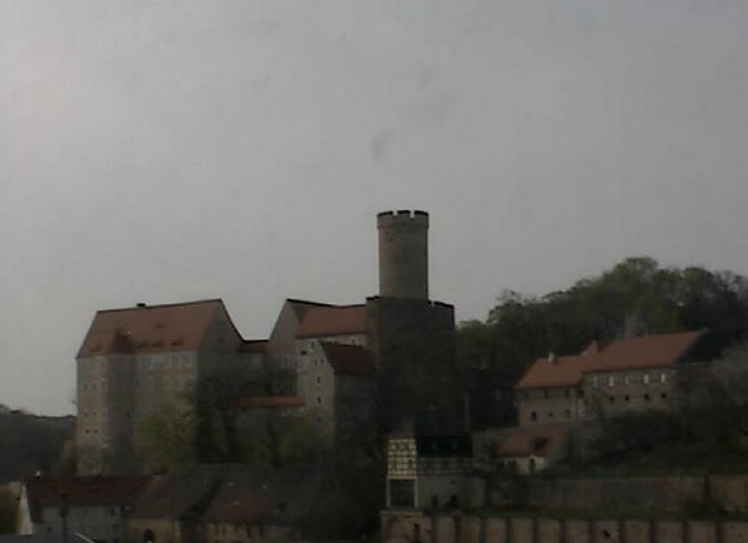 замок Гнандштайн. Марклеберг (Германия)