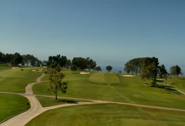 гольф клуб Торри Пайнс. Сан-Диего, Калифорния (США)