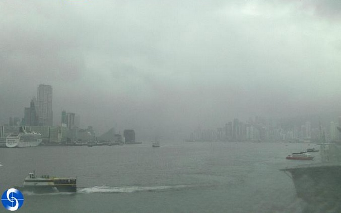 залив Виктория. Гонконг (Китай)