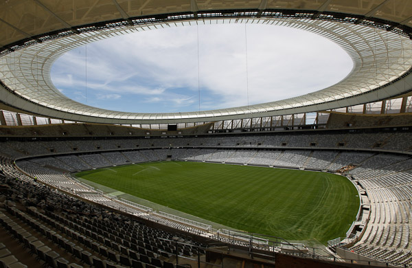 Стадион Грин Пойнт. Кейптаун (ЮАР)