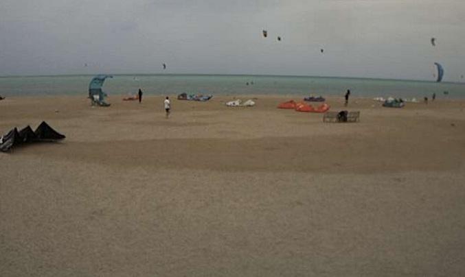 пляж. Хамата (Египет)