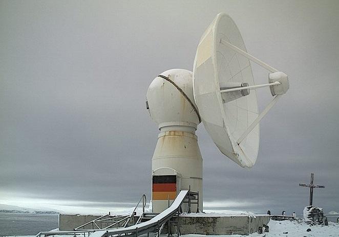 антарктическая станция О'Хиггинс