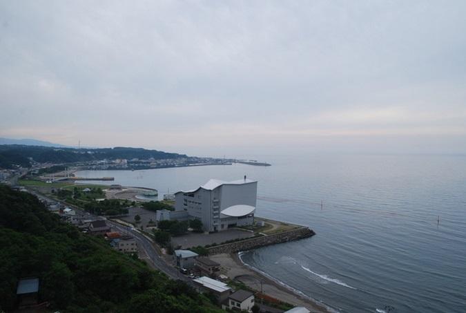 побережье. Хиросаки (Япония)