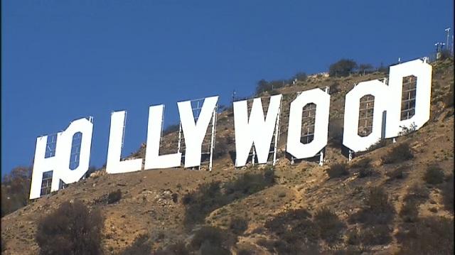 голливудские холмы. Голливуд, Лос-Анджелес (США)