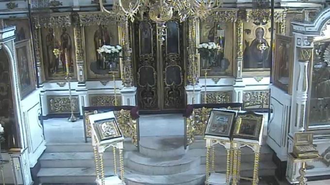 Храм святых апостолов Петра и Павла. Москва (Россия)