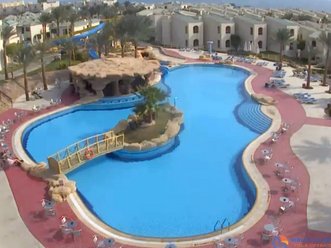 отель Island View Resort 5*. Шарм-эль-шейх (Египет)