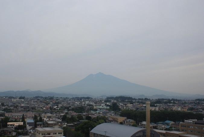 вулкан Иваки. Аомори (Япония)