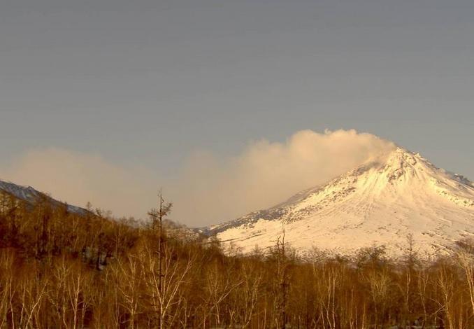 вулкан Кизимен. Петропавловск-Камчатский (Россия)