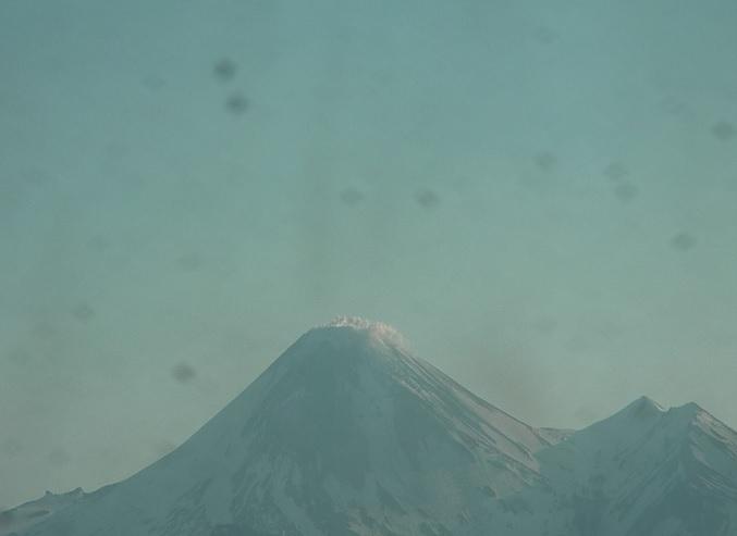 Авачинский вулкан. Петропавловск-Камчатский (Россия)