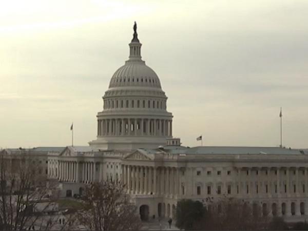 Капитолий. Вашингтон (США)