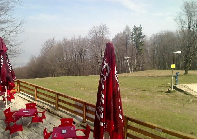 горнолыжный курорт. Вершина Кекестето, Хевеш (Венгрия)