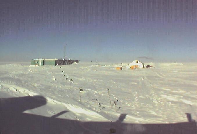 исследовательская станция Саммит Кэмп (Гренландия)